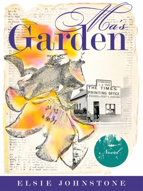 'Ma's Garden' now available on Amazon